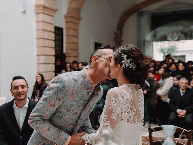Il matrimonio di Luca e Francesca a Parabita, Lecce 52