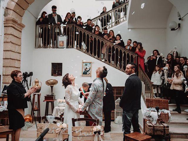 Il matrimonio di Luca e Francesca a Parabita, Lecce 53