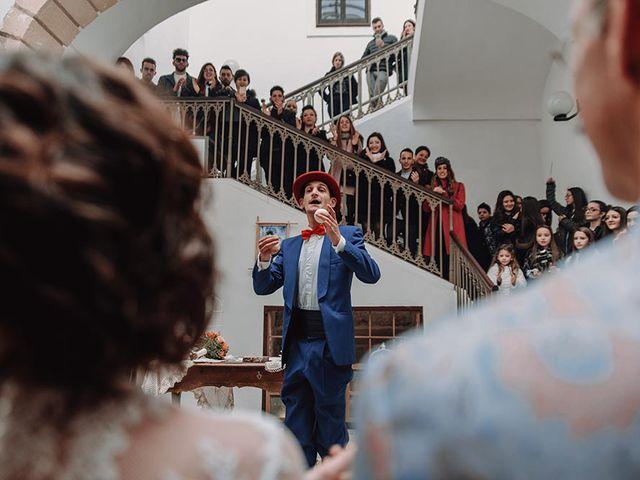 Il matrimonio di Luca e Francesca a Parabita, Lecce 56