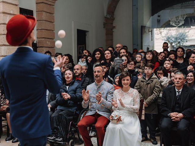 Il matrimonio di Luca e Francesca a Parabita, Lecce 57