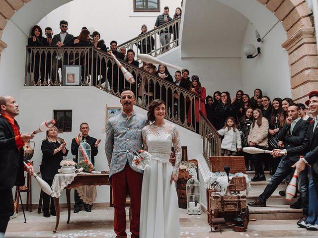 Il matrimonio di Luca e Francesca a Parabita, Lecce 58