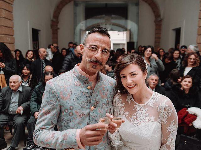 Il matrimonio di Luca e Francesca a Parabita, Lecce 59