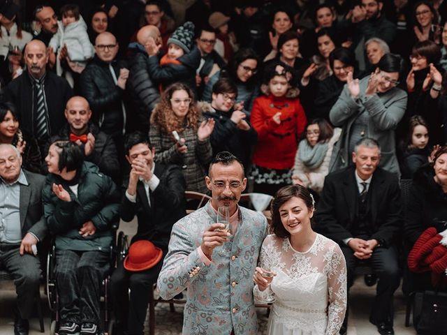 Il matrimonio di Luca e Francesca a Parabita, Lecce 60