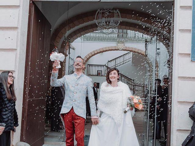 Il matrimonio di Luca e Francesca a Parabita, Lecce 70