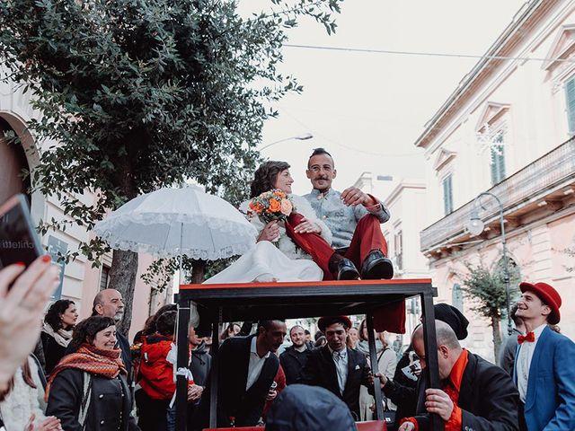 Il matrimonio di Luca e Francesca a Parabita, Lecce 73