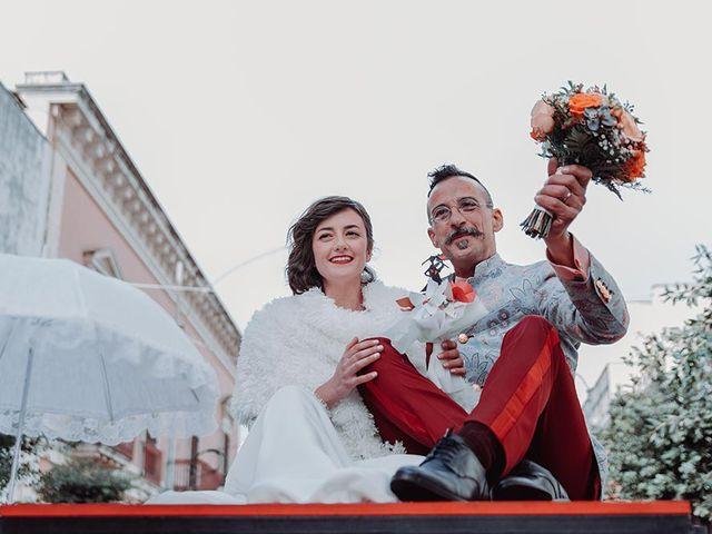 Il matrimonio di Luca e Francesca a Parabita, Lecce 74