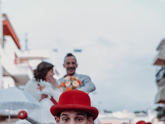 Il matrimonio di Luca e Francesca a Parabita, Lecce 78