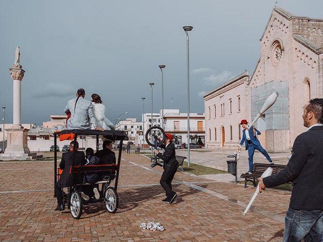 Il matrimonio di Luca e Francesca a Parabita, Lecce 83
