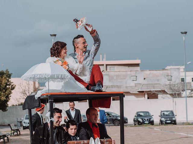 Il matrimonio di Luca e Francesca a Parabita, Lecce 84