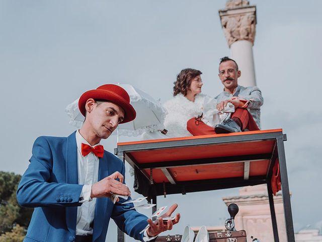 Il matrimonio di Luca e Francesca a Parabita, Lecce 86