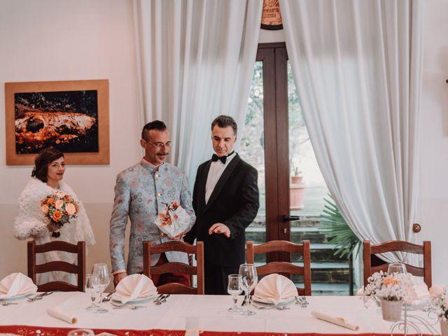 Il matrimonio di Luca e Francesca a Parabita, Lecce 89