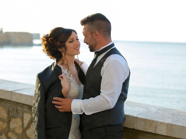 Il matrimonio di Carlo e Desirè a Trapani, Trapani 23