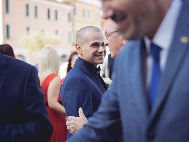 Il matrimonio di Marco e Vania a Arquà Polesine, Rovigo 16