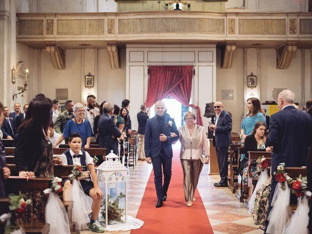 Il matrimonio di Marco e Vania a Arquà Polesine, Rovigo 20