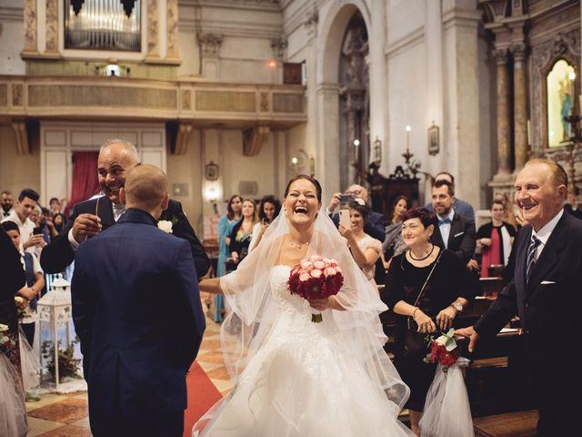 Il matrimonio di Marco e Vania a Arquà Polesine, Rovigo 24