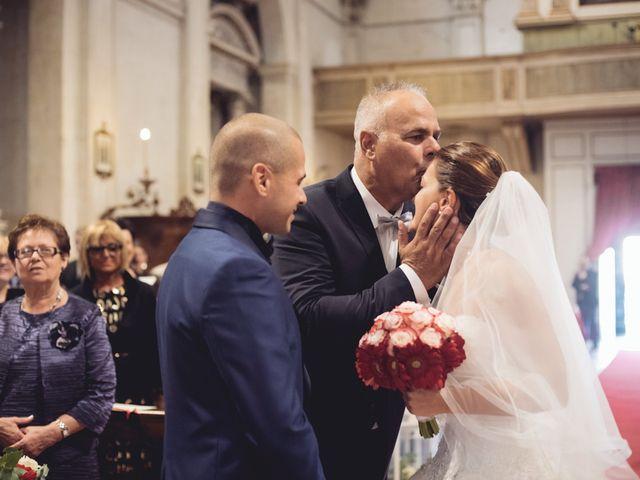 Il matrimonio di Marco e Vania a Arquà Polesine, Rovigo 25