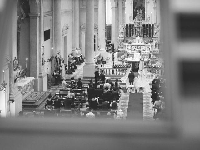 Il matrimonio di Marco e Vania a Arquà Polesine, Rovigo 27