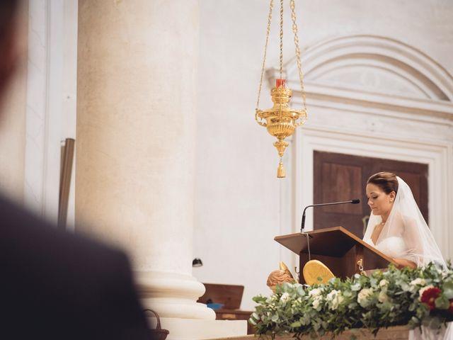 Il matrimonio di Marco e Vania a Arquà Polesine, Rovigo 28