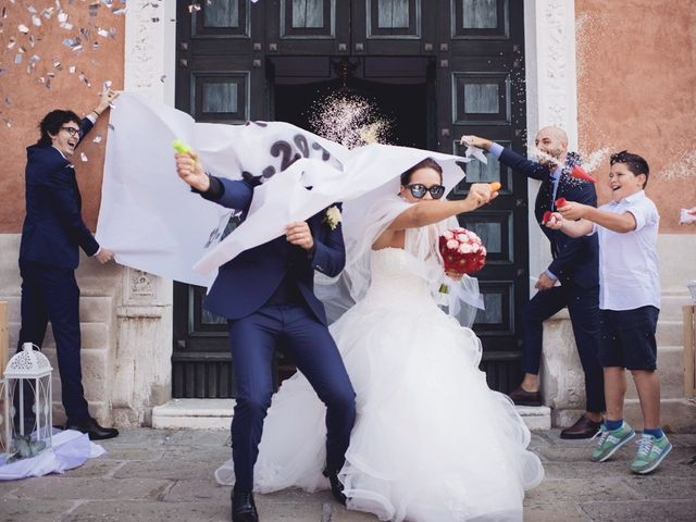 Il matrimonio di Marco e Vania a Arquà Polesine, Rovigo 34