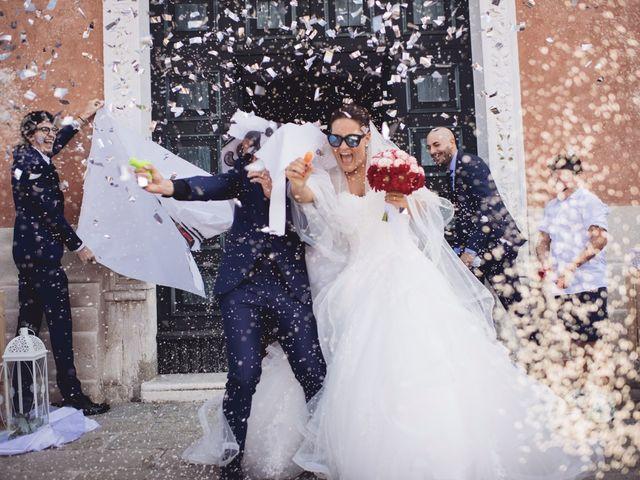 Il matrimonio di Marco e Vania a Arquà Polesine, Rovigo 35