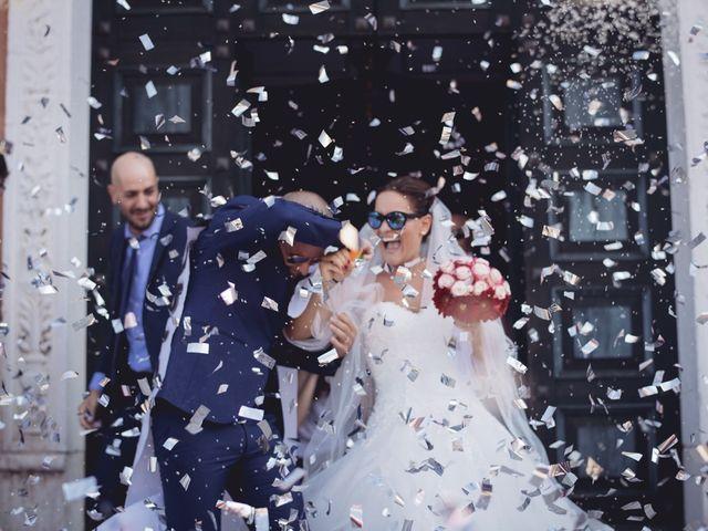 Il matrimonio di Marco e Vania a Arquà Polesine, Rovigo 36