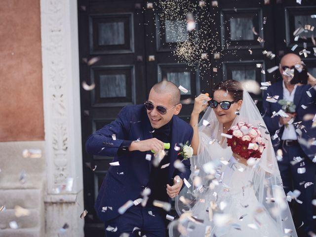 Il matrimonio di Marco e Vania a Arquà Polesine, Rovigo 37