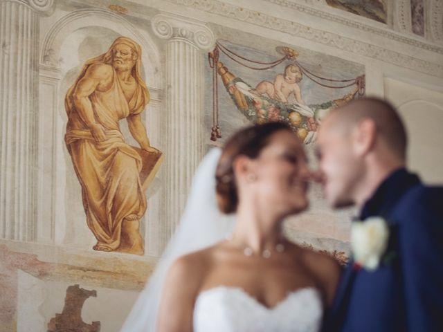Il matrimonio di Marco e Vania a Arquà Polesine, Rovigo 44