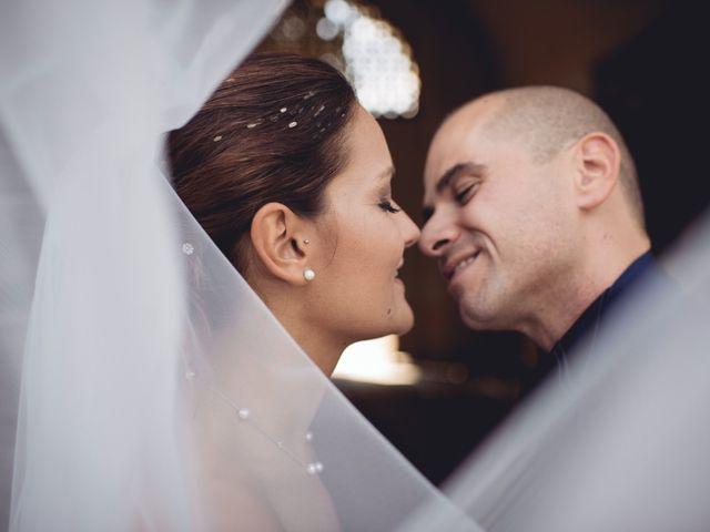 Le nozze di Vania e Marco