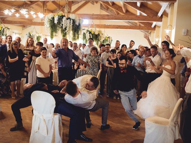 Il matrimonio di Marco e Vania a Arquà Polesine, Rovigo 55