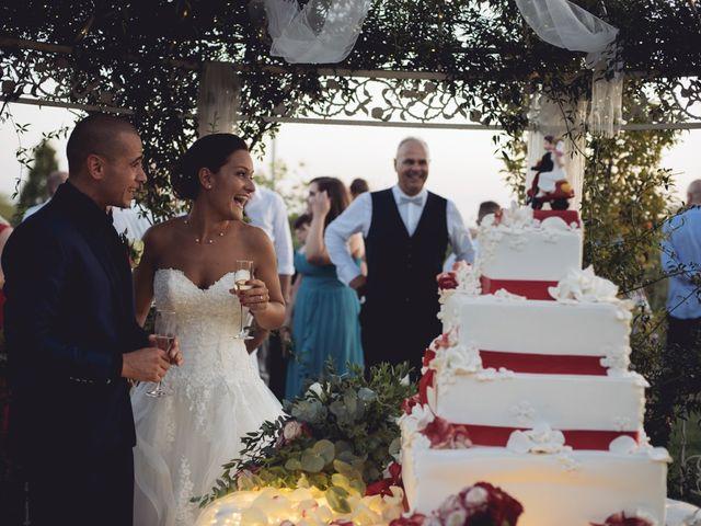 Il matrimonio di Marco e Vania a Arquà Polesine, Rovigo 68
