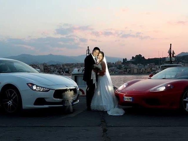 Il matrimonio di Federica e Matteo a Messina, Messina 1