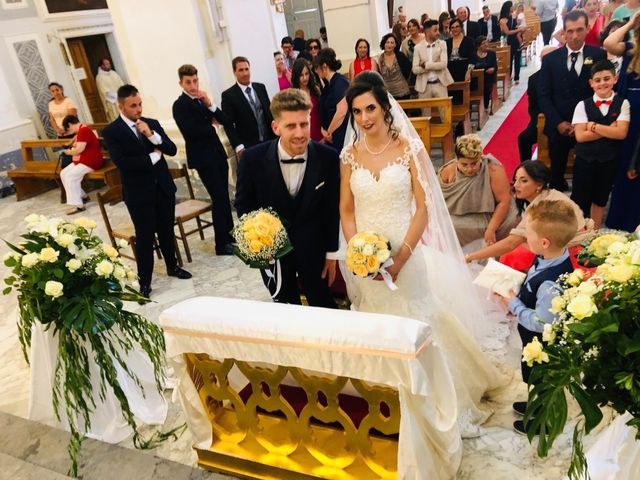 Il matrimonio di Selenia e Marco a Regalbuto, Enna 4