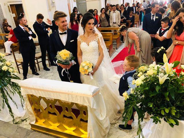 Il matrimonio di Selenia e Marco a Regalbuto, Enna 23