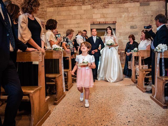 Il matrimonio di Andrea e Francesca a Castelnuovo Don Bosco, Asti 15