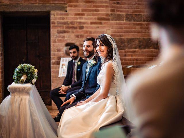 Il matrimonio di Andrea e Francesca a Castelnuovo Don Bosco, Asti 18