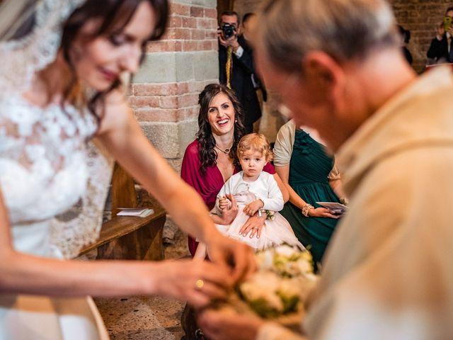 Il matrimonio di Andrea e Francesca a Castelnuovo Don Bosco, Asti 20