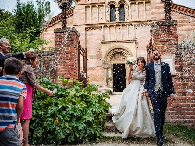 Il matrimonio di Andrea e Francesca a Castelnuovo Don Bosco, Asti 25