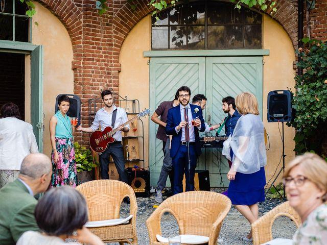 Il matrimonio di Andrea e Francesca a Castelnuovo Don Bosco, Asti 35