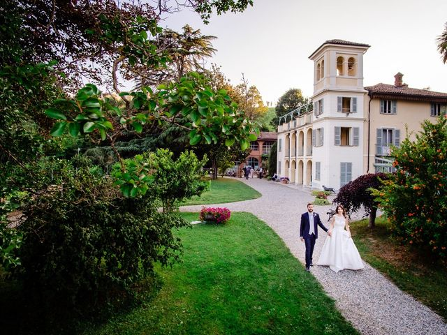 Il matrimonio di Andrea e Francesca a Castelnuovo Don Bosco, Asti 39