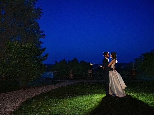 Il matrimonio di Andrea e Francesca a Castelnuovo Don Bosco, Asti 46