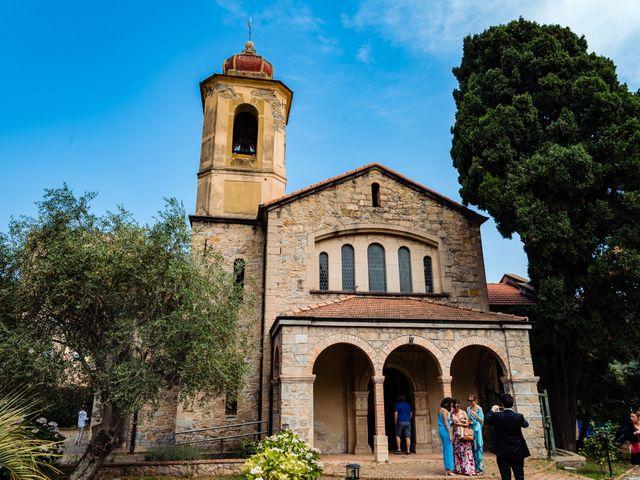 Il matrimonio di Giacomo e Brunella a Bordighera, Imperia 29