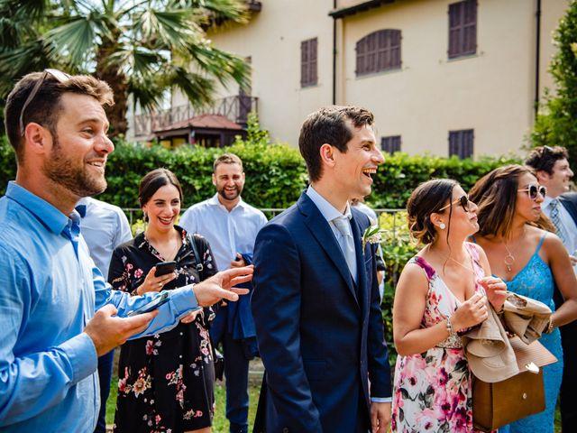 Il matrimonio di Giacomo e Brunella a Bordighera, Imperia 31
