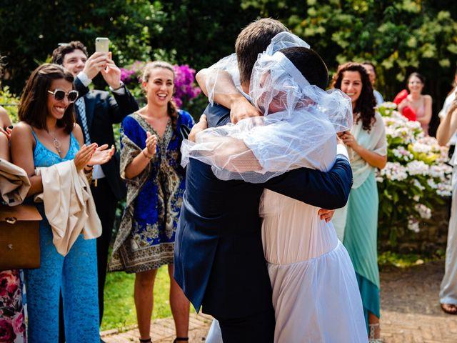 Il matrimonio di Giacomo e Brunella a Bordighera, Imperia 33
