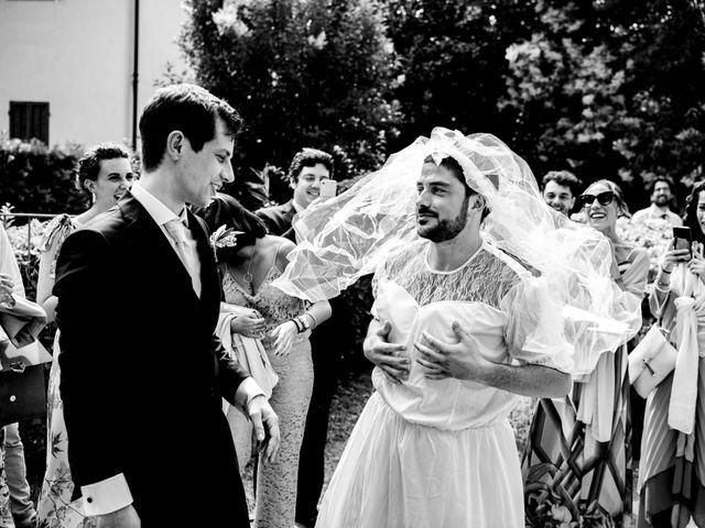 Il matrimonio di Giacomo e Brunella a Bordighera, Imperia 1