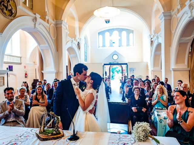 Il matrimonio di Giacomo e Brunella a Bordighera, Imperia 48