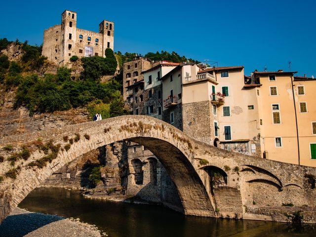 Il matrimonio di Giacomo e Brunella a Bordighera, Imperia 60