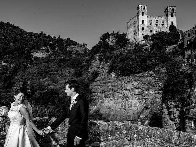 Il matrimonio di Giacomo e Brunella a Bordighera, Imperia 2
