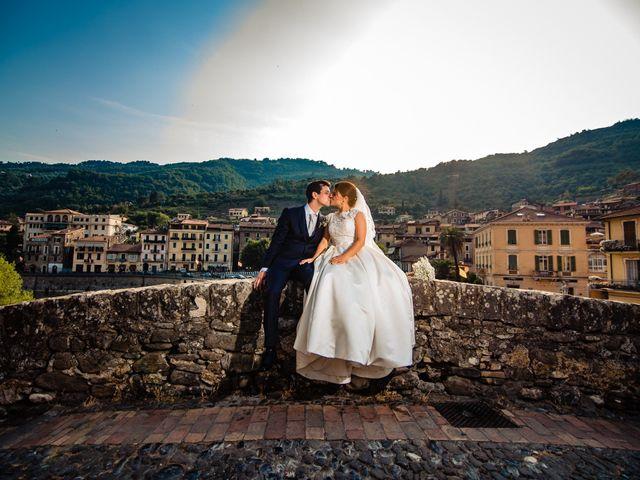 Il matrimonio di Giacomo e Brunella a Bordighera, Imperia 62