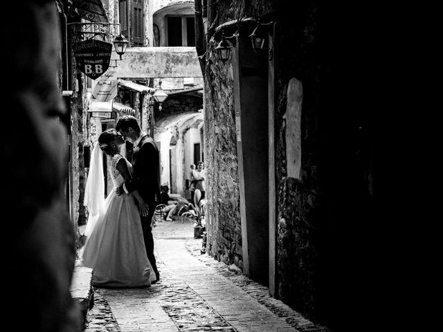 Il matrimonio di Giacomo e Brunella a Bordighera, Imperia 63