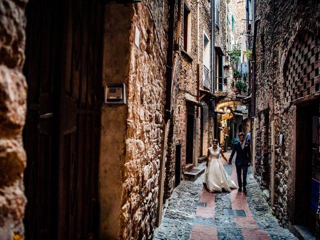 Il matrimonio di Giacomo e Brunella a Bordighera, Imperia 64
